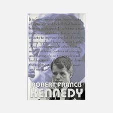 Bobby Kennedy Rectangle Magnet