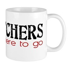 DISPATCHERS tell you where to go Mug