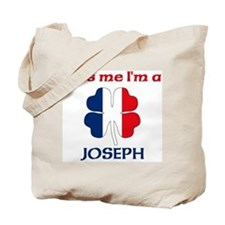 Joseph Family Tote Bag