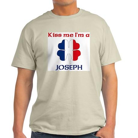 Joseph Family Ash Grey T-Shirt