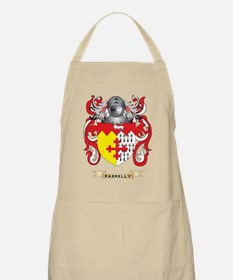 Farrelly Coat of Arms Apron