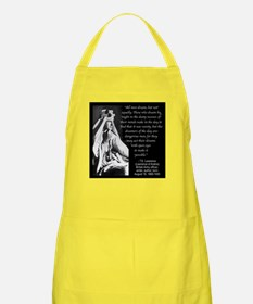 Lawrence Dream Quote Apron