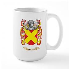 Farren Coat of Arms Mug