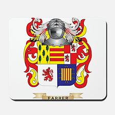 Farrer Coat of Arms Mousepad