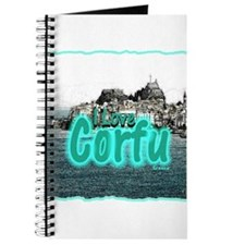 I Love Corfu Journal