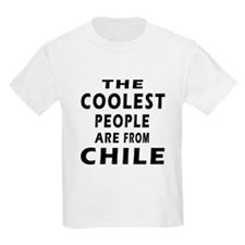 The Coolest Chile Designs T-Shirt