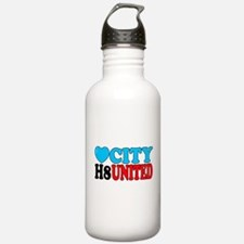 Love City H8 United Sports Water Bottle