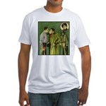 The Big Punch #1 (1921) Fitted T-Shirt