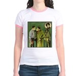 The Big Punch #1 (1921) Jr. Ringer T-Shirt