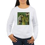 The Big Punch #1 (1921) Women's Long Sleeve T-Shir