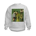 The Big Punch #1 (1921) Kids Sweatshirt