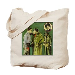 The Big Punch #1 (1921) Tote Bag