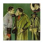 The Big Punch #1 (1921) Tile Coaster