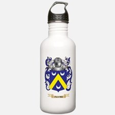 Favre Coat of Arms Water Bottle