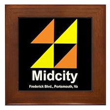 Midcity Framed Tile