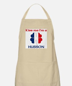 Husson Family BBQ Apron