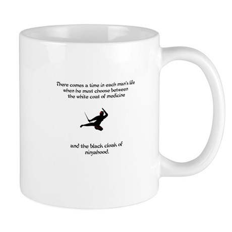 Ninjahood (Male) Mug