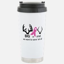 Save the Racks Travel Mug