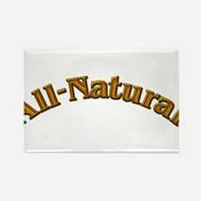 All-Natural Rectangle Magnet (10 pack)