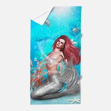 Magic Mermaid Beach Towel