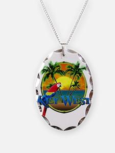 Key West Sunset Necklace