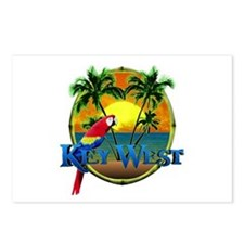 Key West Sunset Postcards (Package of 8)