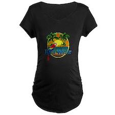 Key West Sunset Maternity T-Shirt
