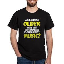 Supermarket Music T-Shirt