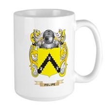 Felipe Coat of Arms Mug