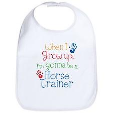 Future Horse Trainer Bib