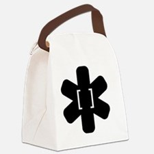 The LINGUIST List Canvas Lunch Bag