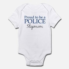 Police: Stepmom Infant Bodysuit