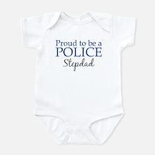 Police: Stepdad Infant Bodysuit