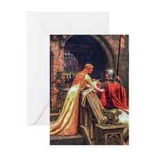 Leighton - God Speed! Greeting Card