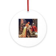 Leighton - God Speed! Ornament (Round)
