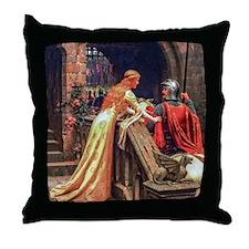 Leighton - God Speed! Throw Pillow