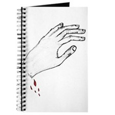 Red Handed Journal