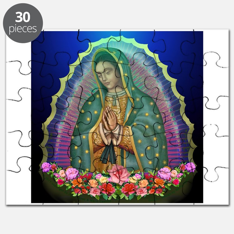Guadalupe Glow Puzzle