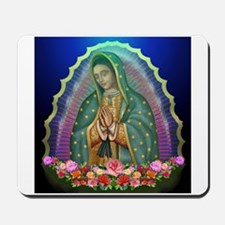 Guadalupe Glow Mousepad