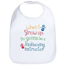 Future Kickboxing instructor Bib