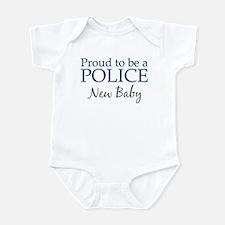 Police: New Baby Infant Bodysuit