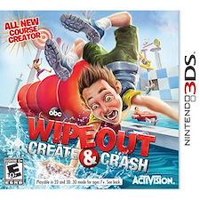 Wipeout Create & Crash: Nintendo 3DS