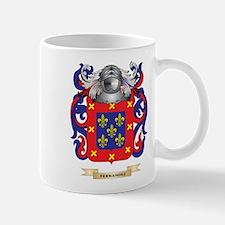 Fernandez Coat of Arms Mug