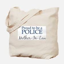Police: Mother-In-Law Tote Bag