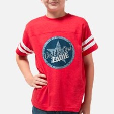 Zadie Youth Football Shirt