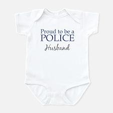 Police: Husband Infant Bodysuit