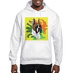 BOXERS Hooded Sweatshirt