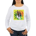 BOXERS Women's Long Sleeve T-Shirt