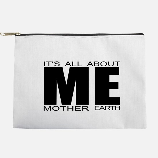 Save Earth Makeup Pouch