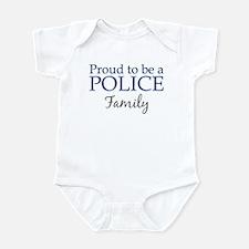 Police: Family Infant Bodysuit
